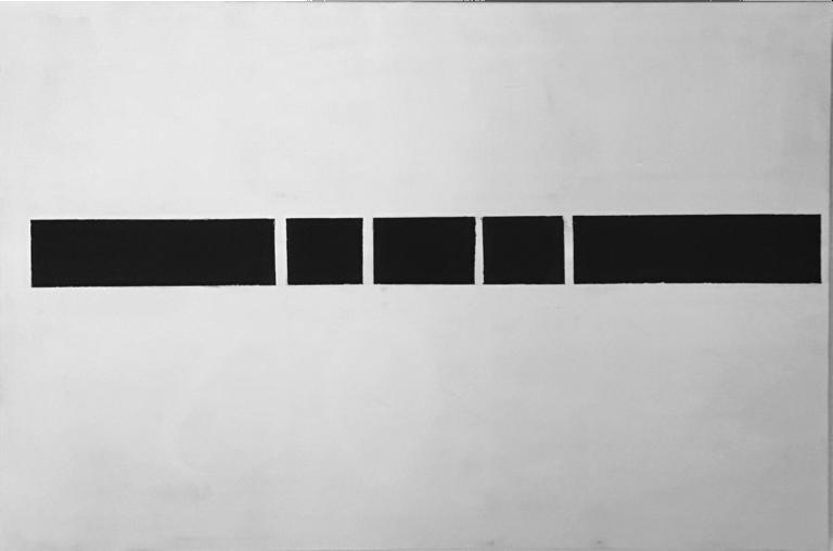 Steve Giasson. Performance invisible n° 42 (Effacer quelque chose d'important). Performeur : Guillaume Harvey. Crédit photographique : Guillaume Harvey. 11 mars 2017.