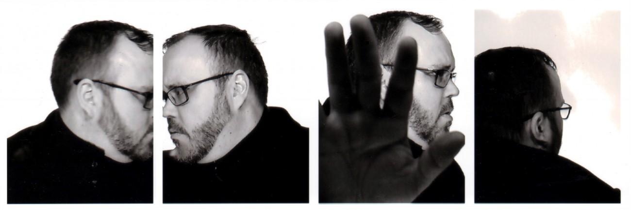Steve Giasson. Performance invisible n° 98 (Détourner le regard). Performeur : Steve Giasson. Crédit photographique : Steve Giasson. 29 mars 2016.